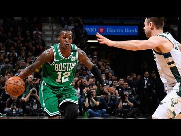 Boston Celtics vs Milwaukee Bucks - Full Game Highlights | Game 3 | April 20, 2018 | NBA Playoffs