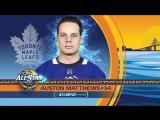#NHLAllStar2018 Auston Matthews