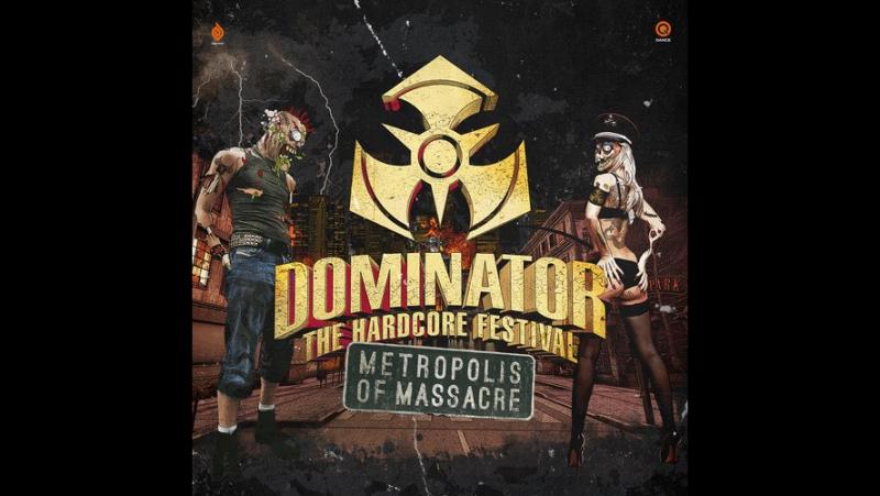 🔴Live Masters Of HardCore Dominator Evaluation 13.12.2017