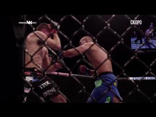 Fight Night Winnipeg  Robbie Lawler - Showcasing My Skills