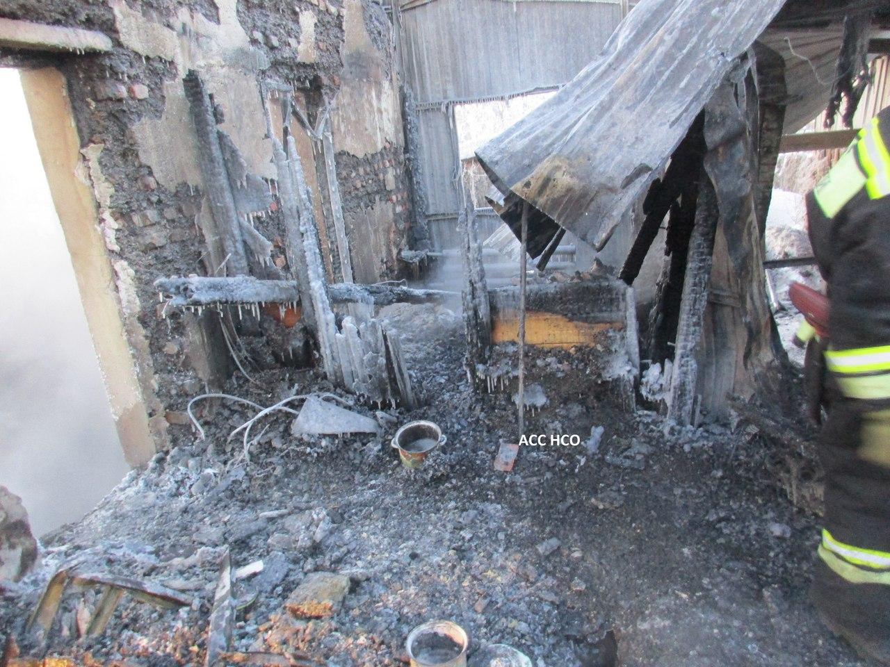 ВКуйбышеве мужчина умер из-за взрыва газа вдоме наОктябрьской