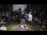 SEMI-FINAL DANCEHALL PRO ДИ vs ИННА БАХ USG GUEST WEEKEND
