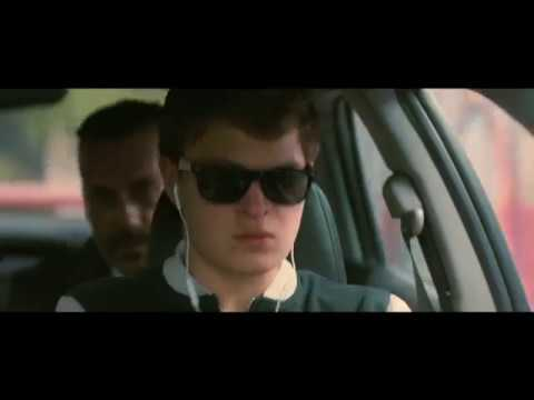 Baby driver synchs up perfectly with Death Grips