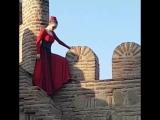 Нарикала - крепостная стена Тбилиси