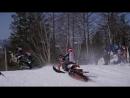 Видео отчет от Sakhalin Enduro Park с прошедших соревнований Кубка МФР по Сноубайк кроссу в Южно Сахалинске