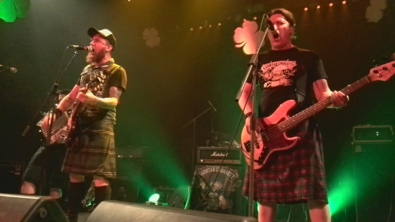 Капитан Смоллетт- Это мой фолк, это мой панк-рок