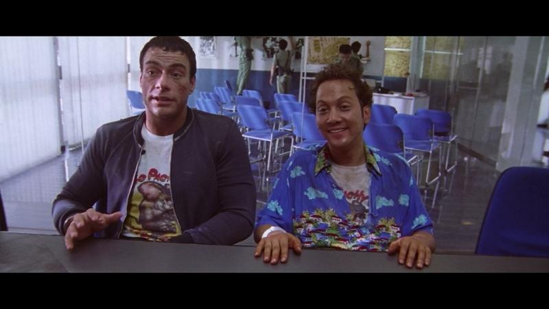 Взрыватель / Knock Off (1998) [перевод М. Яроцкиий]