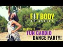 30-Minute Fun Cardio Dance Party! DanceFitness
