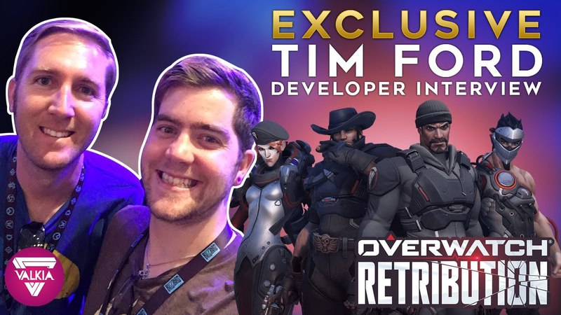Exclusive interview with Tim Ford - Behind the scenes Retribution facts!
