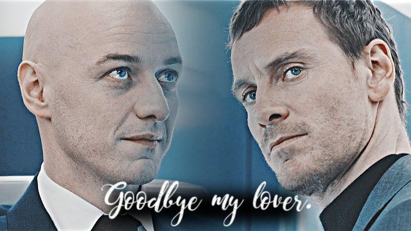 Charles erik || goodbye my lover. [HBD MARIE]