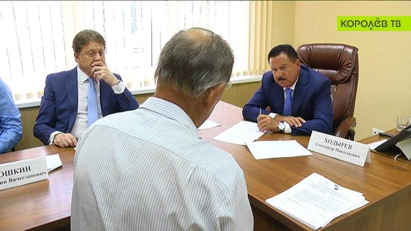 Проблемы и решения: какие вопросы задавали жители на личном приёме главы города?