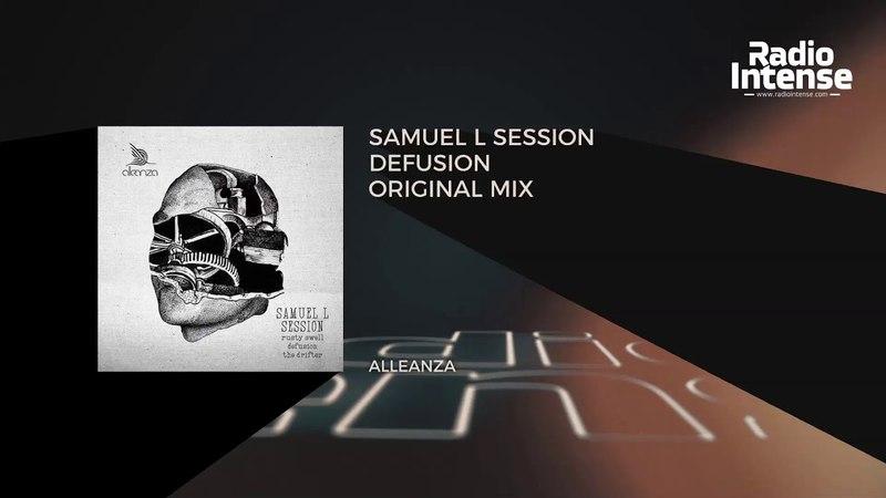 Premiere: Samuel L Session - Defusion (Original Mix) [Alleanza] Techno