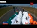 Мотоциклетная трюковая команда индийской армии установила мировой рекорд