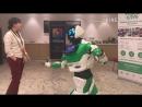 Общительный и дружелюбный РОББО робот