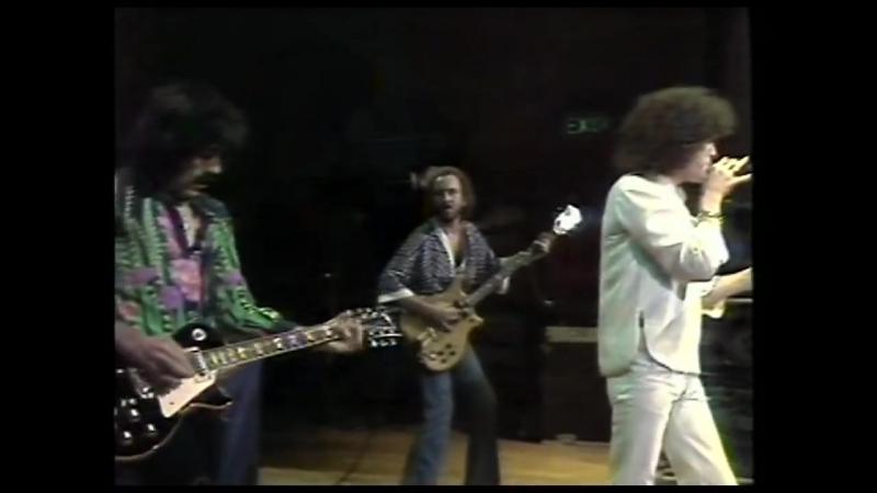 Nazareth Live at Golders Green Hippodrome 1977