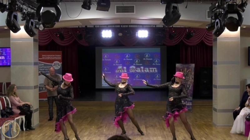 Студия Joumana dance - Ориентал танго