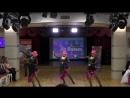Студия Joumana dance шоу восточное танго