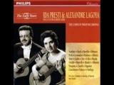 George Frideric Handel Chaconne in G (Ida Presti A. Lagoya)