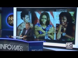 Мишель Обама мужчина- Is Michelle Obama A Man- Новости США