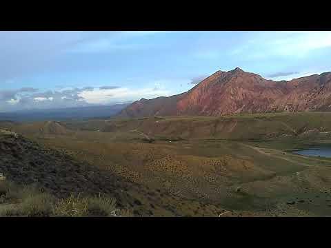 5 Армения, Банаван. Плато напротив Гегамского хребта- Безграничное Распахнутое Сознание !
