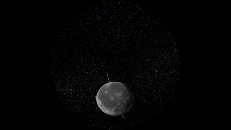 Inhabited Moon | Обитаемая Луна (trailer)