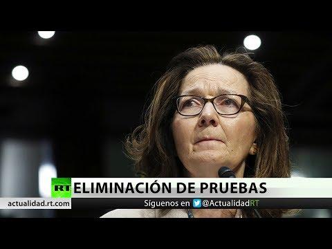 Snowden habla de las torturas supervisadas por la nueva directora de la CIA