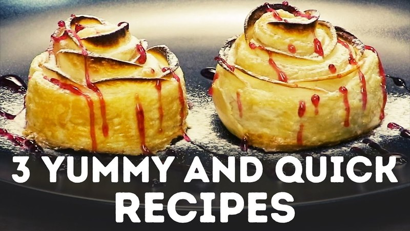 3 super quick recipes you HAVE to know l 5-MINUTE CRAFTS