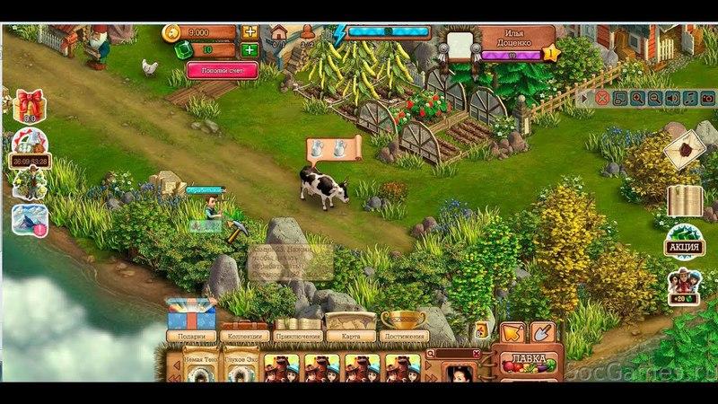 Klondike Adventures - Android - Gameplay (Мобильный Клондайк)1