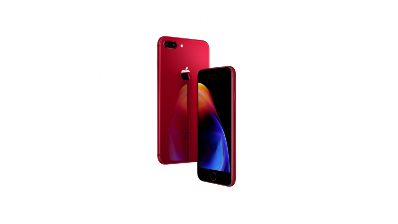 IPhone 8 и iPhone 8 Plus (PRODUCT) Special Edition в салонах МТС