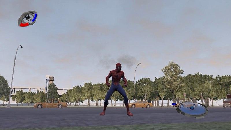 Прохождение Spider Man 3 The Game 11 Сложная Прогулка с Мэри Джейн