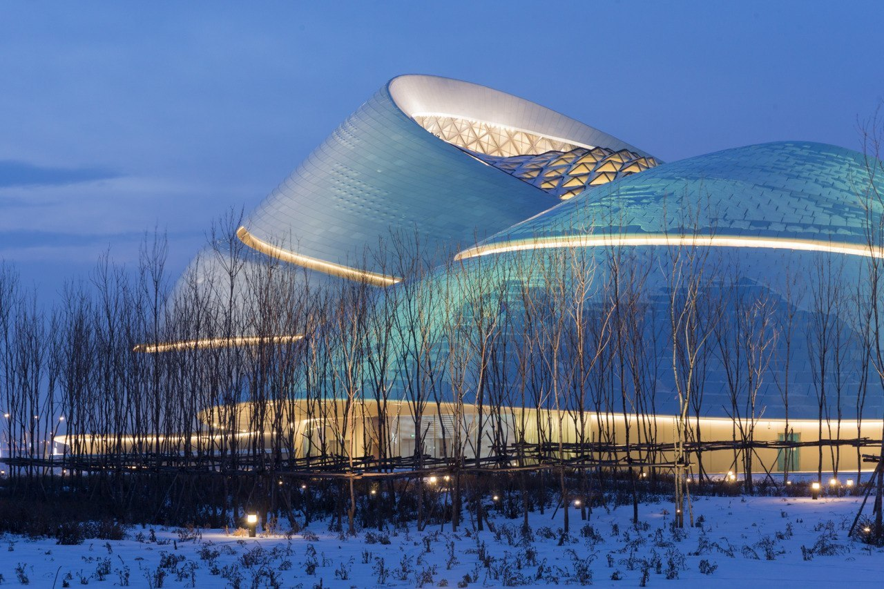 Harbin opera house | I-mad