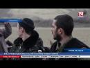 Севастопольские ополченцы cнова собрались на блокпостах, где несли службу весной 2014 года