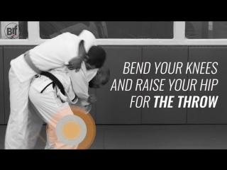 Takedown  Koshi Guruma - Garry St. Leger