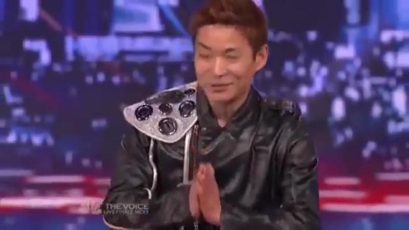 Incredibile Matrix Robotik Dancer ad Americas Got Talent!