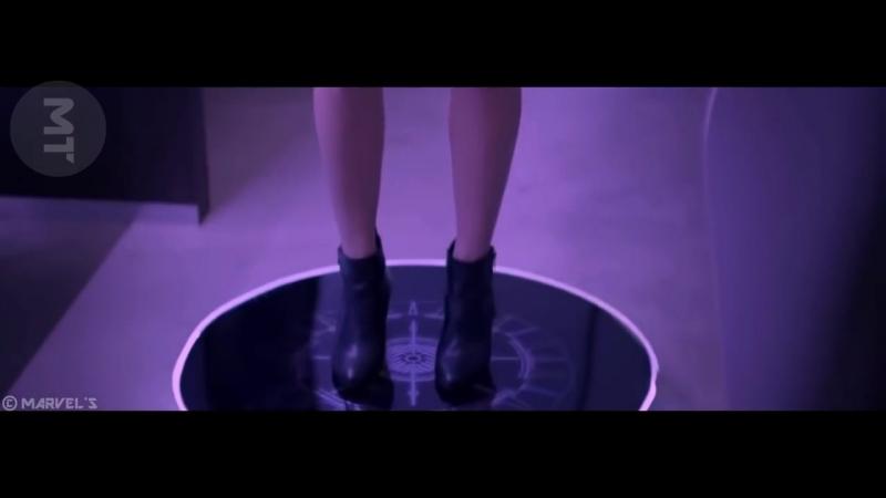 CAPTAIN MARVEL (2019) Trailer - Brie Larson Marvel Movie [HD] [Fan-Made]