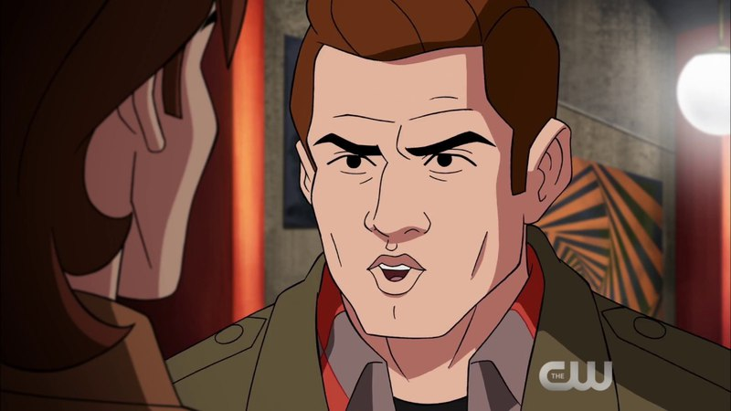 Supernatural Scoobynatural Extended Trailer The CW Трейлер кроссовера сериала Сверхъестественное и Скуби Ду