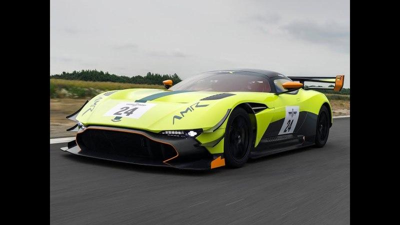 Need for Speed Payback - Aston Martin Vulcan - Green Hornet