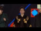 [RUS SUB] 171104  B.A.P - HONEYMOON -Разговорная часть-WAKE ME UP (Pyeongchang Dream Concert) (рус.саб)