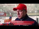 День открытых дверей олимпийской сборной России