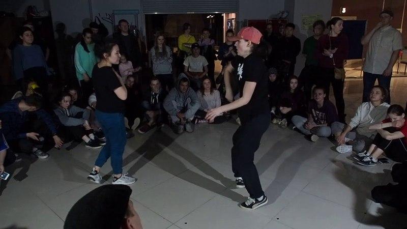 Hip Hop PRO Tea Jam Battle vol. 9.0 Асель vs Tanzia