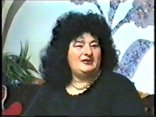Эксклюзивное видео с Тото Кутуньо 1997 год.
