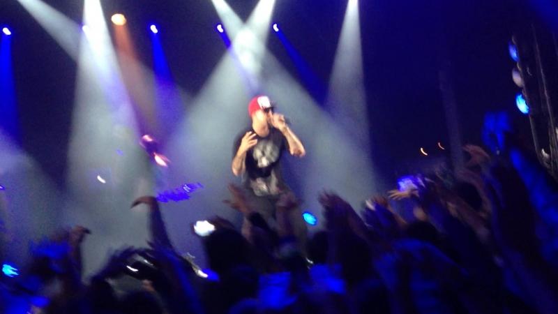 Cypress Hill - Roll it up, Light it up, Smoke it up - Serial Killers (Demrick, Xzibit, B-Real) 17.09.2014