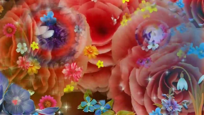 ❀❀❀💕Для тебя все цветы в этом сказочном мире!💕❀❀❀ 27.04.2018.💕