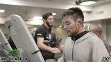 Анатомия UFC 223 - Тренировка команды Хабиба [Русская озвучка от My Life is MMA]