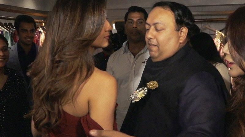 Shilpa Shetty's Awkward Moment At A Store Launch