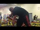 IFBB Pro Eugene Mishin Back Training