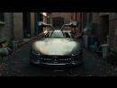 Mercedes-Benz E-Class Cabriolet and Vision Gran Turismo: Justice League