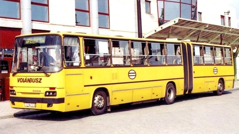 Ikarus C80 1999 2002