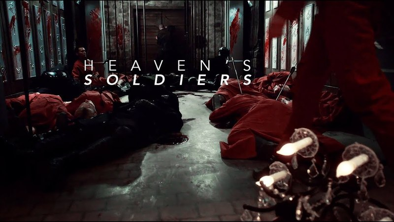Shadowhunters | Heaven's Soldiers