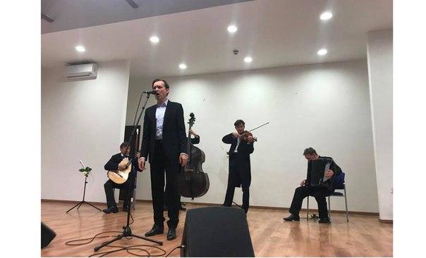 """19 мая 2018 г, Песня соединяет, КЦ """"ZOBOR"""", Нитра, Словакия PkVtPgWLp8g"""